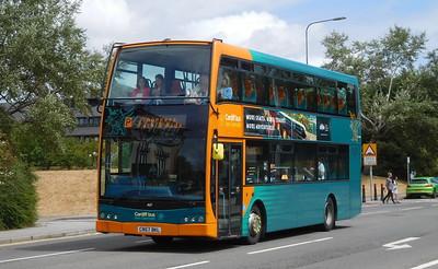 Cardiff Bus 467 - CN57BKL - Cardiff (Hemingway Road)