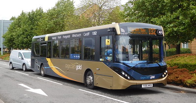 Stagecoach South Wales 26111 - YX66WKB - Cardiff (Lloyd George Avenue)