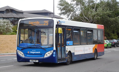 Stagecoach South Wales 36774 - CN62BFY - Cardiff (Hemingway Road)
