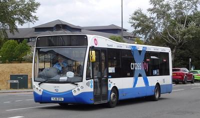 New Adventure Travel YJ16DYU - Cardiff (Hemingway Road)