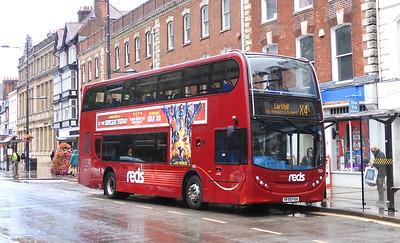 GSC Salisbury Reds 1501 - HF59FAA - Salisbury (Blue Boar Row)