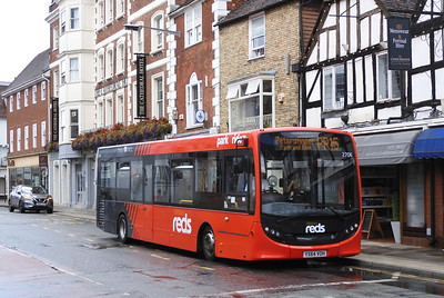 GSC Salisbury Reds 2706 - YX64VOH - Salisbury (Milford St)