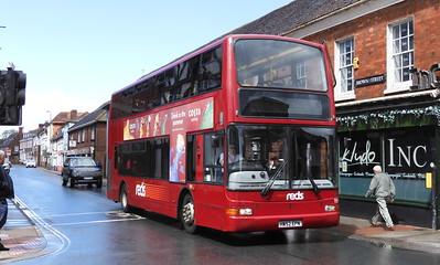 GSC Salisbury Reds 1993 - HW52EPN - Salisbury (Brown St)