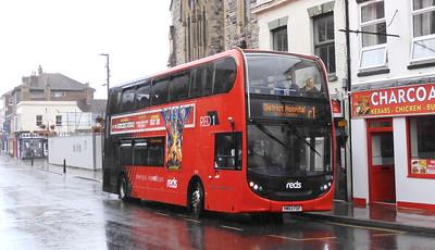GSC Salisbury Reds 1574 - HW63FGP - Salisbury (Fisherton St)