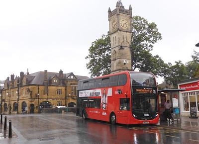 GSC Salisbury Reds 1573 - HW63FGO - Salisbury (Fisherton St)