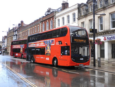 GSC Salisbury Reds 1574 - HW63FGP - Salisbury (Blue Boar Row)
