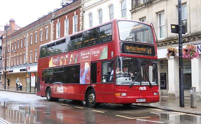 GSC Salisbury Reds 1993 - HW52EPN - Salisbury (Blue Boar Row)