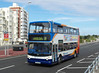 Stagecoach South 18173 - GX54DVR - Southsea (South Parade Pier) - 14.8.12