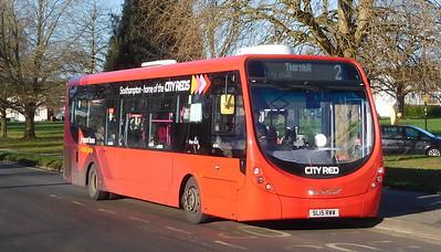 First Southampton 47695 - SL15RWW - Millbrook