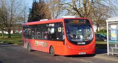 First Southampton 47425 - SK63KMV - Millbrook