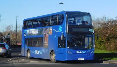 BlueStar 1529 - HJ63JHY - Lordshill