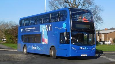 BlueStar 1531 - HJ63JJE - Lordshill