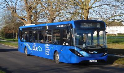 BlueStar 2744 - HF65CXU - Millbrook