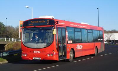 First Southampton 69393 - HY09AZD - Lordshill