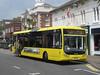 RATP Yellow Buses 16 - R16TYB - Christchurch (high street)