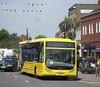 RATP Yellow Buses 104 - YJ10MDN - Christchurch (high street)