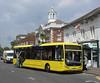 RATP Yellow Buses 10 - R10TYB - Christchurch (high street)