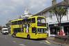 RATP Yellow Buses 115 - HF05HNC - Christchurch (high street)