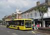 RATP Yellow Buses 105 - YJ10MDO - Christchurch (high street)