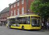 RATP Yellow Buses 14 - R14TYB - Christchurch (high street)