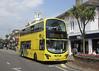 RATP Yellow Buses 122 - HF11HCU - Christchurch (high street)