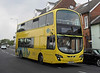 RATP Yellow Buses 120 - HF11HCO - Christchurch (high street)