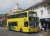 RATP Yellow Buses 123 - HF11HCV - Christchurch (high street)
