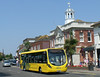 RATP Yellow Buses 861 - HF14BWO - Christchurch (High St) - 24.7.14