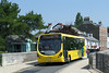 RATP Yellow Buses 859 - HF14BWM - Christchurch (Castle St) - 24.7.14