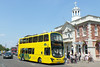 RATP Yellow Buses 188 - BL14LTE - Christchurch (High St) - 24.7.14