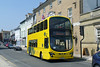 RATP Yellow Buses 187 - BL14LTA - Christchurch (Castle St) - 24.7.14
