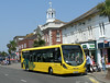 RATP Yellow Buses 855 - HF13FZP - Christchurch (High St) - 24.7.14