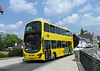 RATP Yellow Buses 188 - BL14LTE - Christchurch (Castle St) - 24.7.14