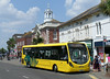 RATP Yellow Buses 862 - HF14BWP - Christchurch (High St) - 24.7.14