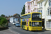 RATP Yellow Buses 110 - HF04JWJ - Christchurch (Bridge St) - 24.7.14