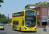 RATP Yellow Buses 190 - BL14LTJ - Christchurch (High St) - 24.7.14
