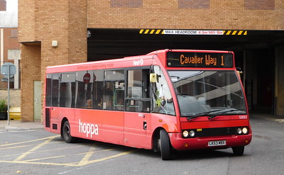 First Wessex 53052 - LK53MBX - Yeovil (bus station)