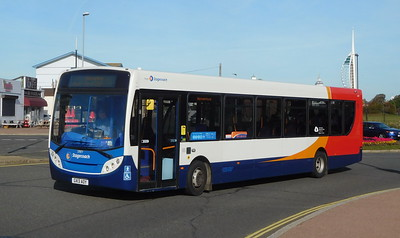 Stagecoach in Portsmouth 27877 - GX13AOY - Southsea (Clarence Pier)