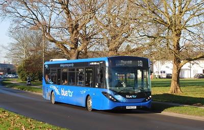 BlueStar 2748 - HF65CXY - Millbrook (Kendal Avenue)