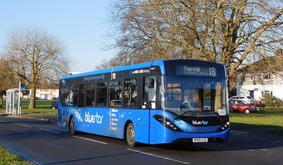 BlueStar 2734 - HF65CXG - Millbrook (Kendal Avenue)