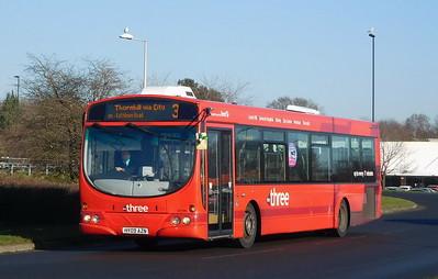 First Southampton 69399 - HY09AZN - Southampton (Central railway station) - Lordshill