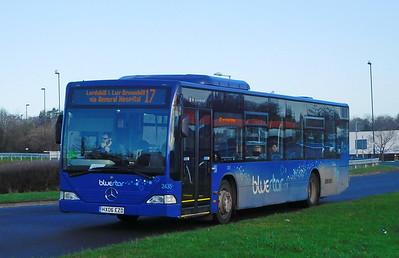 BlueStar 2435 - HX06EZD - Lordshill