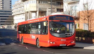 First Southampton 69391 - HY09AUV - Southampton (Central railway station)