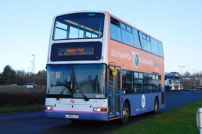 First Southampton 33180 - LR02LYZ - Lordshill