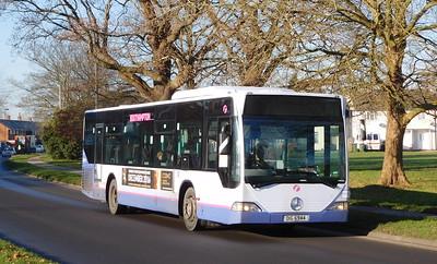 First Southampton 64014 - OIG6944 - Millbrook (Kendal Avenue)