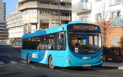 BlueStar (Unilink) 2288 - HJ63JPF - Southampton (Central railway station)