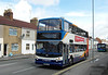 Stagecoach Swindon 18180 - MX54LPC - Swindon (Manchester Road) - 16.8.13