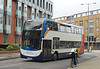 Stagecoach Swindon 15738 - VX61FKM - Swindon (Milford St) - 16.8.13