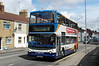 Stagecoach Swindon 18017 - SF53BYP - Swindon (Manchester Road) - 16.8.13