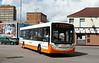 Andysbus AJ11BUS - Swindon (Milford St) - 16.8.13